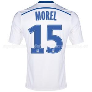 Camiseta Marseille Morel Primera 2014/2015
