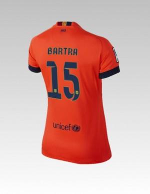 Camiseta Barcelona Afellay Segunda 2014/2015