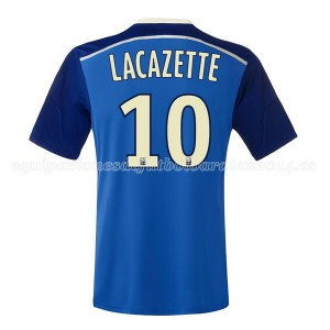 Camiseta nueva del Lyon 2014/2015 Lacazette Segunda