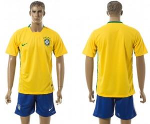 Camiseta nueva del Brasil