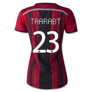 Camiseta nueva Barcelona Suarez Tercera 2014/2015