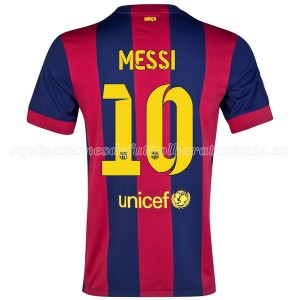 Camiseta de Barcelona 2014/2015 Primera Messi