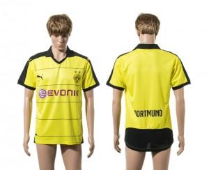 Camiseta nueva del Dortmund 2015/2016 Equipacion Primera