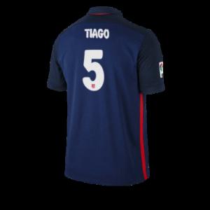 Camiseta del TIAGO Atletico Madrid Segunda Equipacion 2015/2016