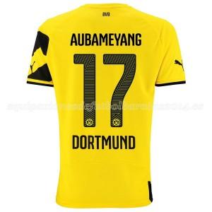 Camiseta Borussia Dortmund Aubameyang Primera 14/15