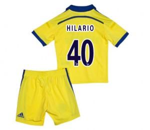 Camiseta nueva Liverpool Johnson Equipacion Tercera 2014/2015