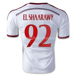 Camiseta nueva AC Milan El.Shaarawy Equipacion Segunda 2014/2015
