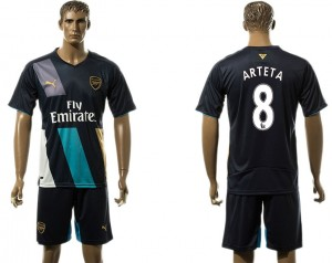Camiseta nueva del Arsenal 8# Away