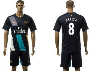 Camiseta nueva del Arsenal 8# Away