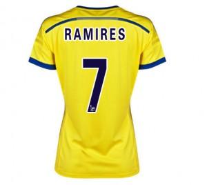 Nino Camiseta del Chelsea Segunda Equipacion 2013/2014