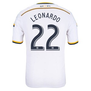 Camiseta Los Angeles Galaxy Leonardo Primera 13/14