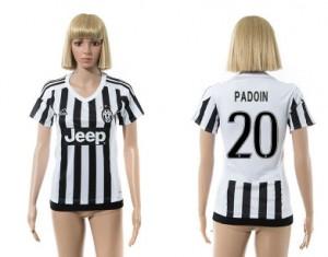 Camiseta de Juventus 2015/2016 20 Mujer
