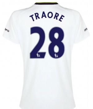Camiseta del Lamela Tottenham Hotspur Tercera 14/15