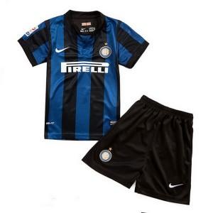 Camiseta de Inter Milan 2013/2014 Primera Equipacion Nino
