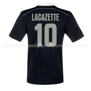 Camiseta de Lyon 2014/2015 Tercera Lacazette