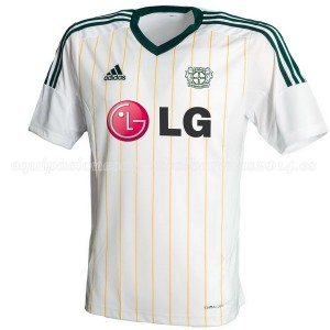 Camiseta Bayer 04 Leverkusen Tercera Equipacion 2014/2015