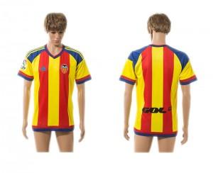Camiseta Valencia Primera Equipacion 2015/2016