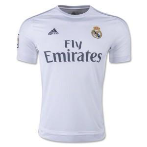 Camiseta del Real Madrid Primera Equipacion 2015/2016