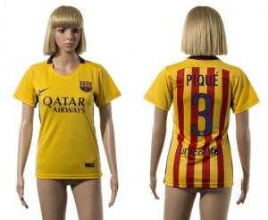 Camiseta Barcelona 3 2015/2016 Mujer