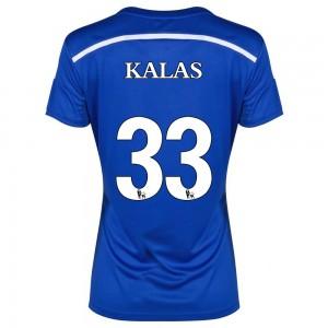 Camiseta de Chelsea 2013/2014 Segunda Cahill Equipacion