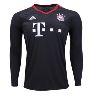 Camiseta de portero de Bayern Munich 2017/2018 Mangas largas