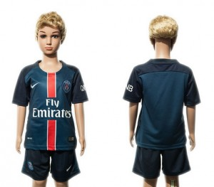 Camiseta de Paris st germain 2015/2016 Niños