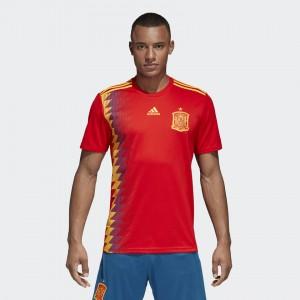 Camiseta de SPAIN 2018 Home
