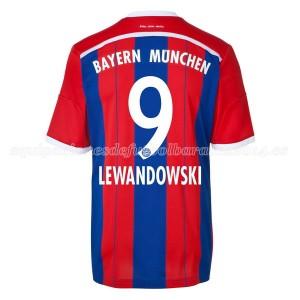 Camiseta nueva Bayern Munich Lewandowski Equipacion Primera