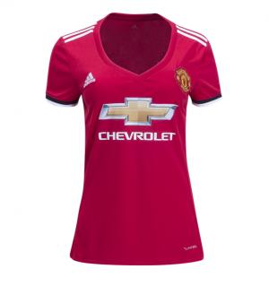 Camiseta nueva del Manchester United 2017/2018 Equipacion Mujer Primera