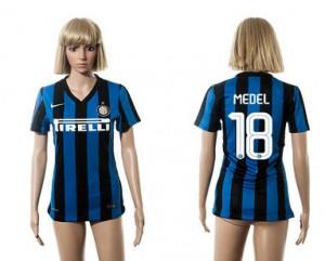Camiseta Inter Milan 18 2015/2016 Mujer