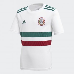 Camiseta MEXICO Away 2018 Juventud