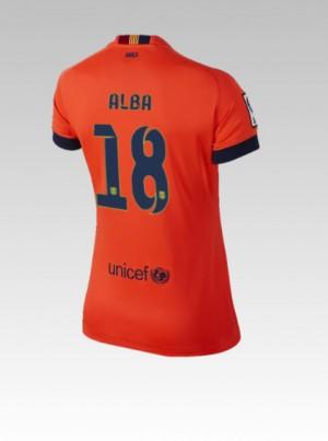 Camiseta Barcelona Alexis Primera 2014/2015