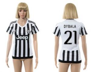 Camiseta de Juventus 2015/2016 21 Mujer