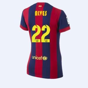 Camiseta Barcelona A.Iniesta Segunda 2013/2014