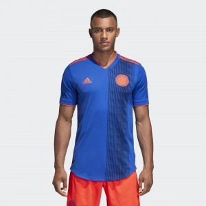 Camiseta del COLOMBIA Away 2018