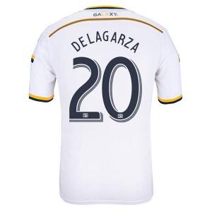 Camiseta nueva del Los Angeles Galaxy 13/14 Delagarza Primera