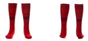 Thai version of the socks nueva del FC Bayern Munchen 15-16 Niños Home