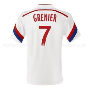 Camiseta nueva del Lyon 2014/2015 Grenier Primera