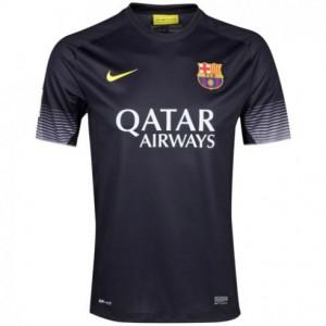Camiseta Portero nueva Barcelona 1a 2013/2014