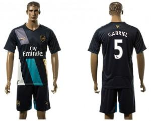 Camiseta Arsenal 5# Away