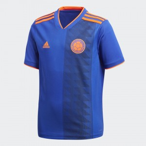 Camiseta COLOMBIA Away 2018 Juventud