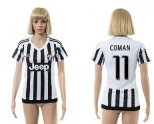 Camiseta de Juventus 2015/2016 11 Mujer