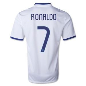 Camiseta del Ronaldo Portugal de la Seleccion Segunda 2013/2014