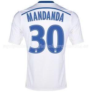 Camiseta nueva Marseille Mandanda Primera 2014/2015