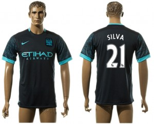 Camiseta nueva del Manchester City 21# aaa version Away