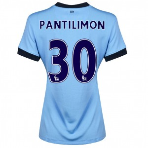 Camiseta Manchester City Guidetti Segunda 2014/2015