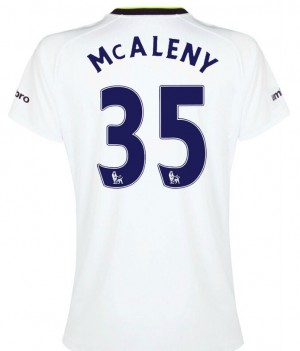 Camiseta de Tottenham Hotspur 14/15 Segunda Lennon