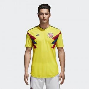 Camiseta nueva COLOMBIA Home 2018