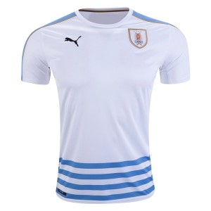 Camiseta nueva Uruguay Away 2016