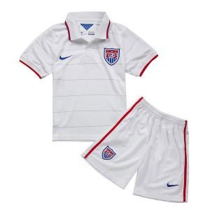 Camiseta nueva EE.UU de la Seleccion Nino Primera 2014
